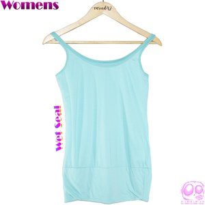 Wet Seal Green Tank Top Small